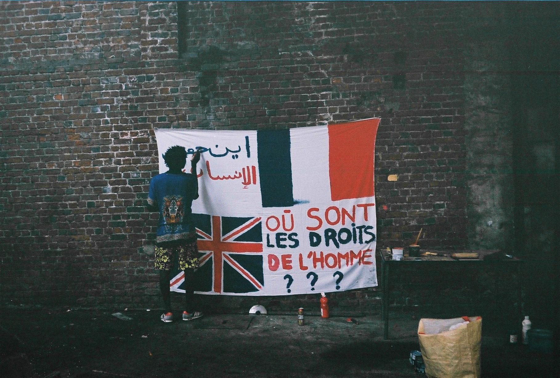 Droits de l'Homme, Calais