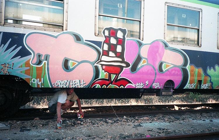 Truskool train