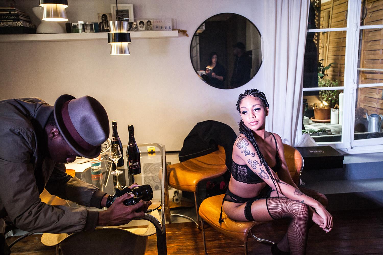 sujet  vixens les danseuses des clips de rap francais