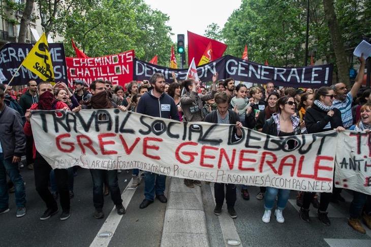 Manuel grève générale