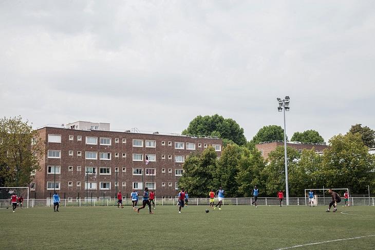 saint denis academy stade