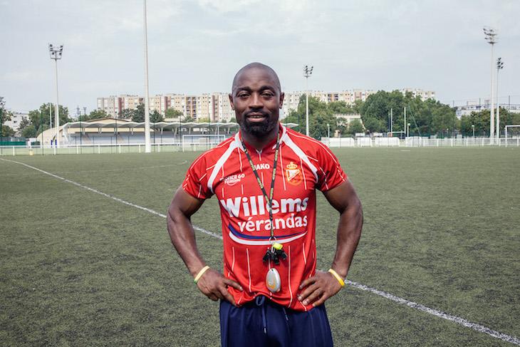 saint denis academy coach mike