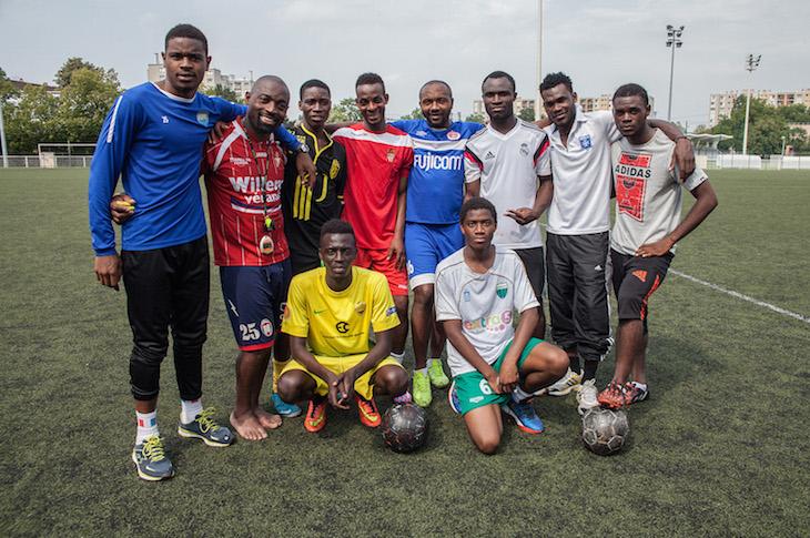 saint denis academy equipe