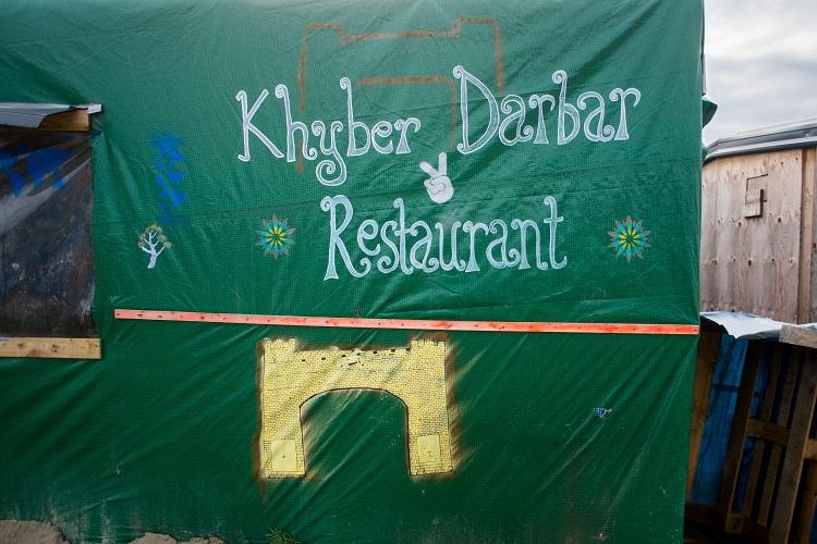 Khyber Darbar resto extérieur