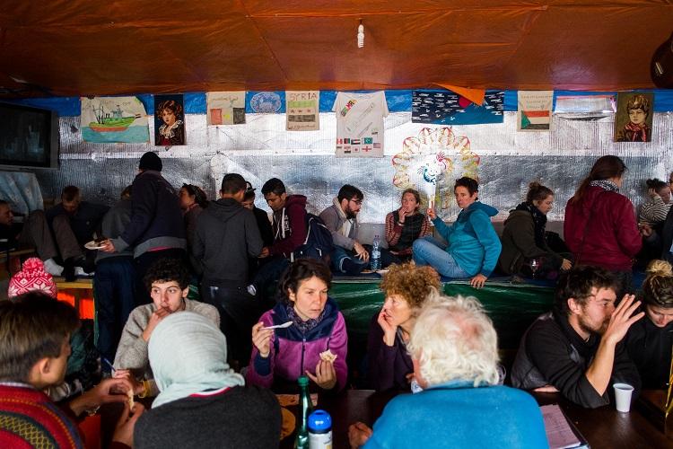 Khyber Darbar resto salle