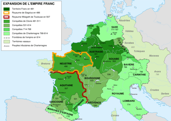 carte France poitiers