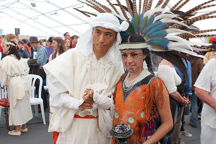 Pocahontas et les samouraïs