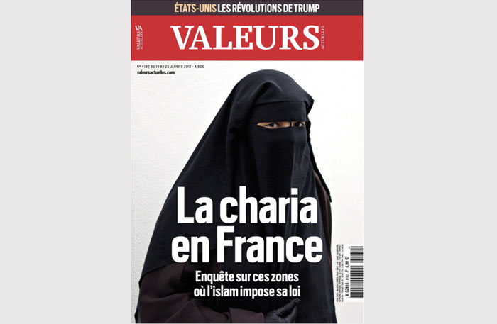 Charia Valeurs Actuelles