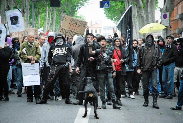 Militants manif 8 juin