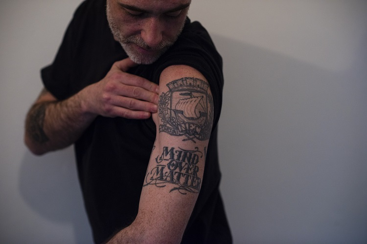 orel tatoo fluctuat