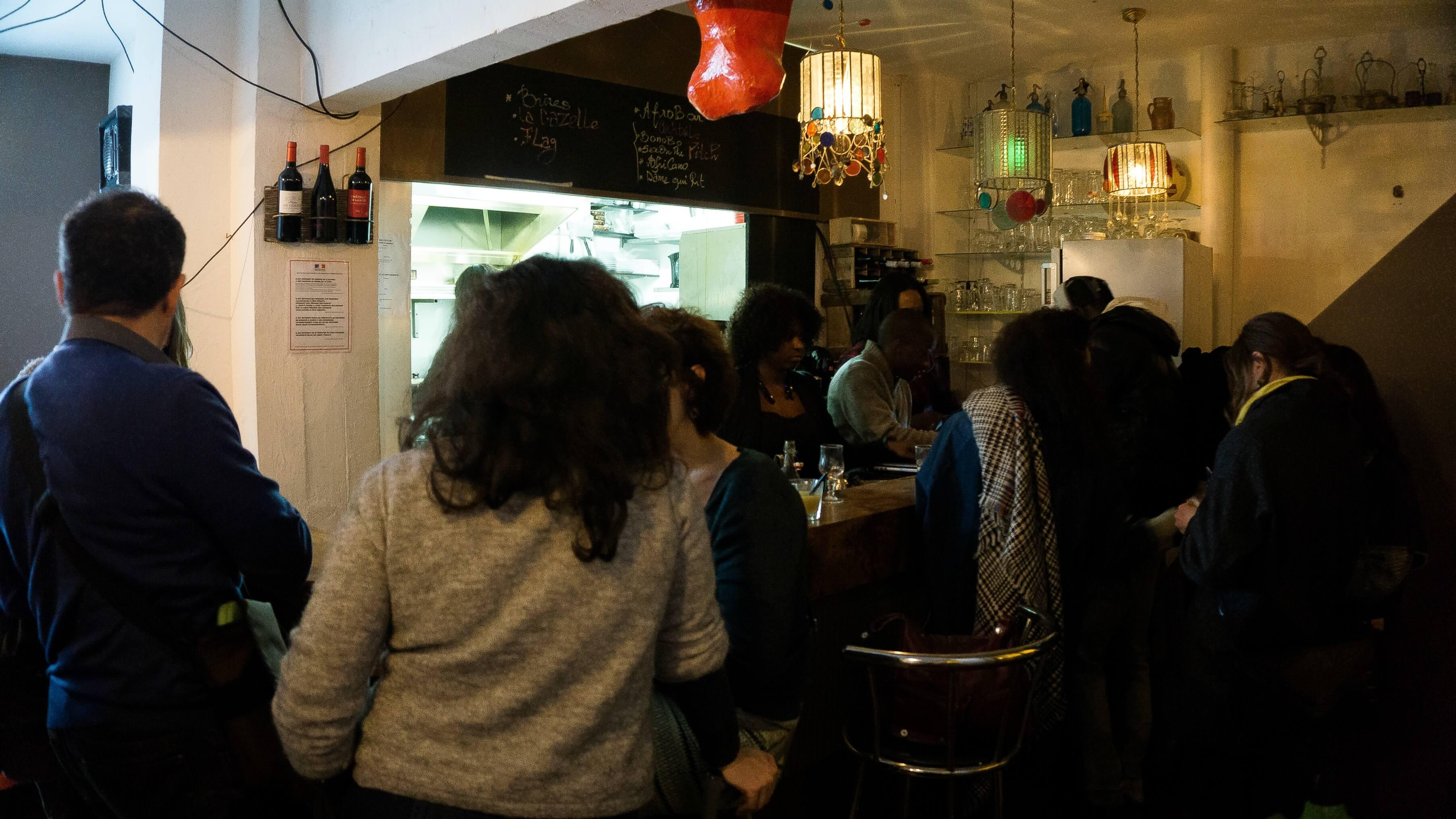 Le Yafa Restaurant Paris