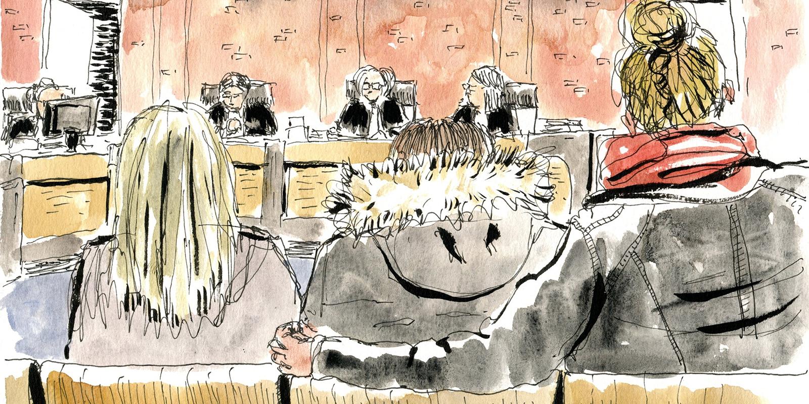 Le tribunal des dealers streetpress for Chambre 13 tribunal bobigny