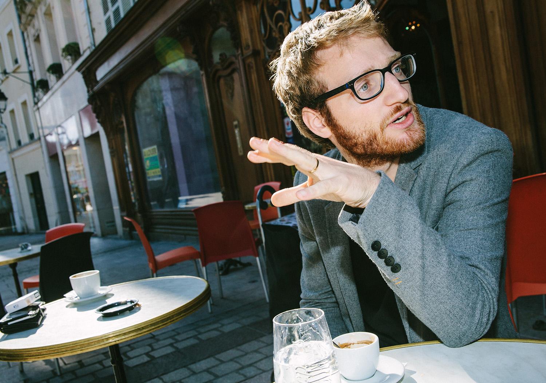 Gaultier Bès : catho-pop et écolo-réac