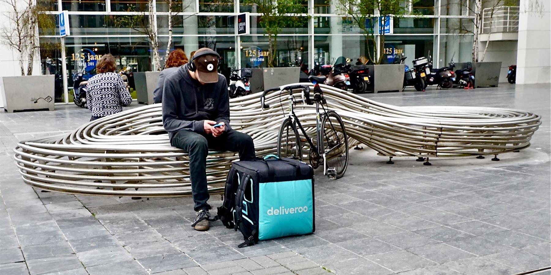 Avec cette application, les coursiers à vélo ne se font plus exploiter