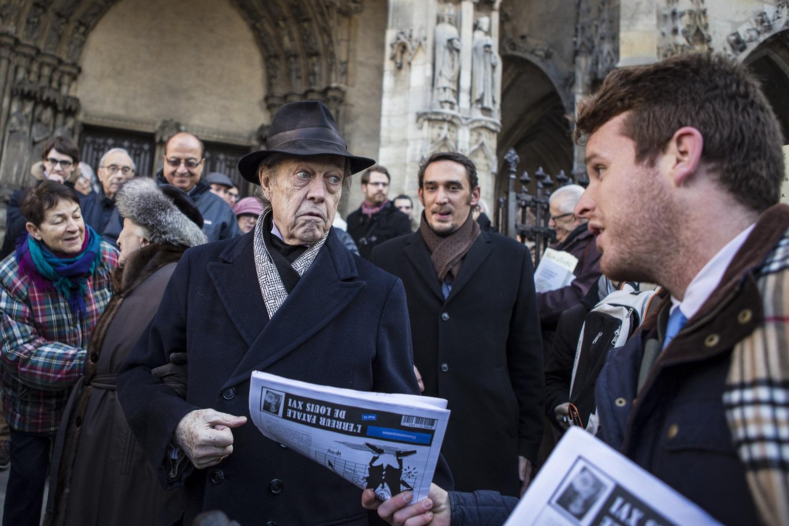 Le journal de l'Action Française cesse de paraître