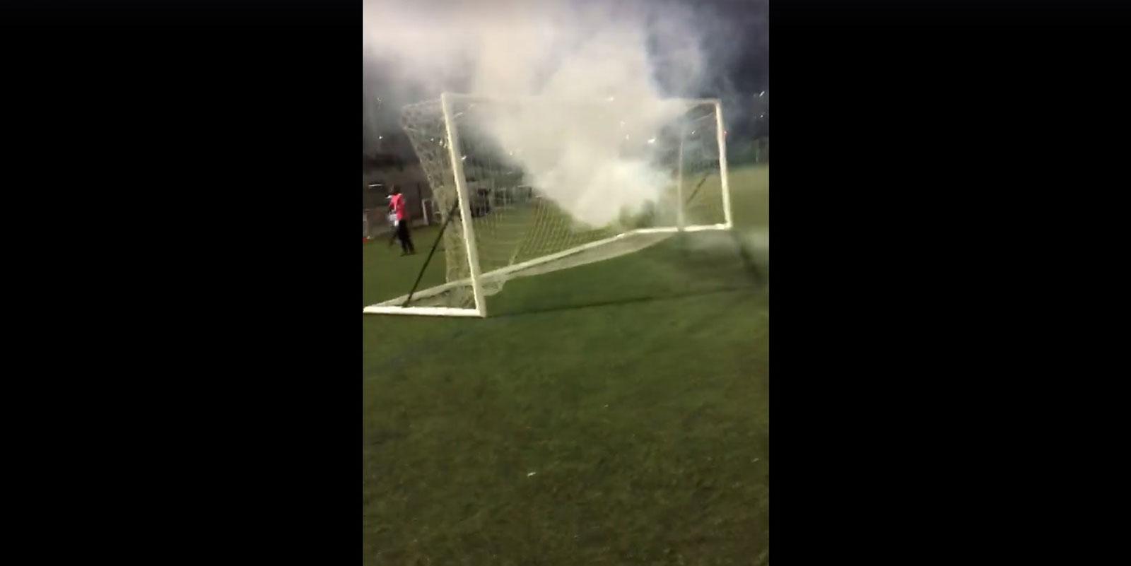 À Argenteuil, la police gaze un entrainement de foot