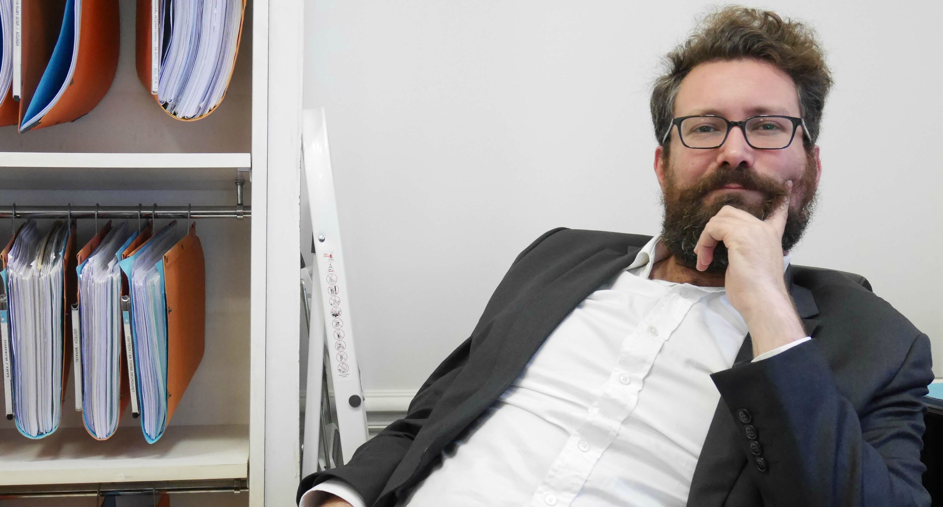 Nicolas Gardères, l'avocat d'extrême gauche qui défend l'extrême droite
