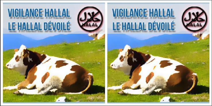300 bouchers labellisés « sans halal » par une asso islamophobe