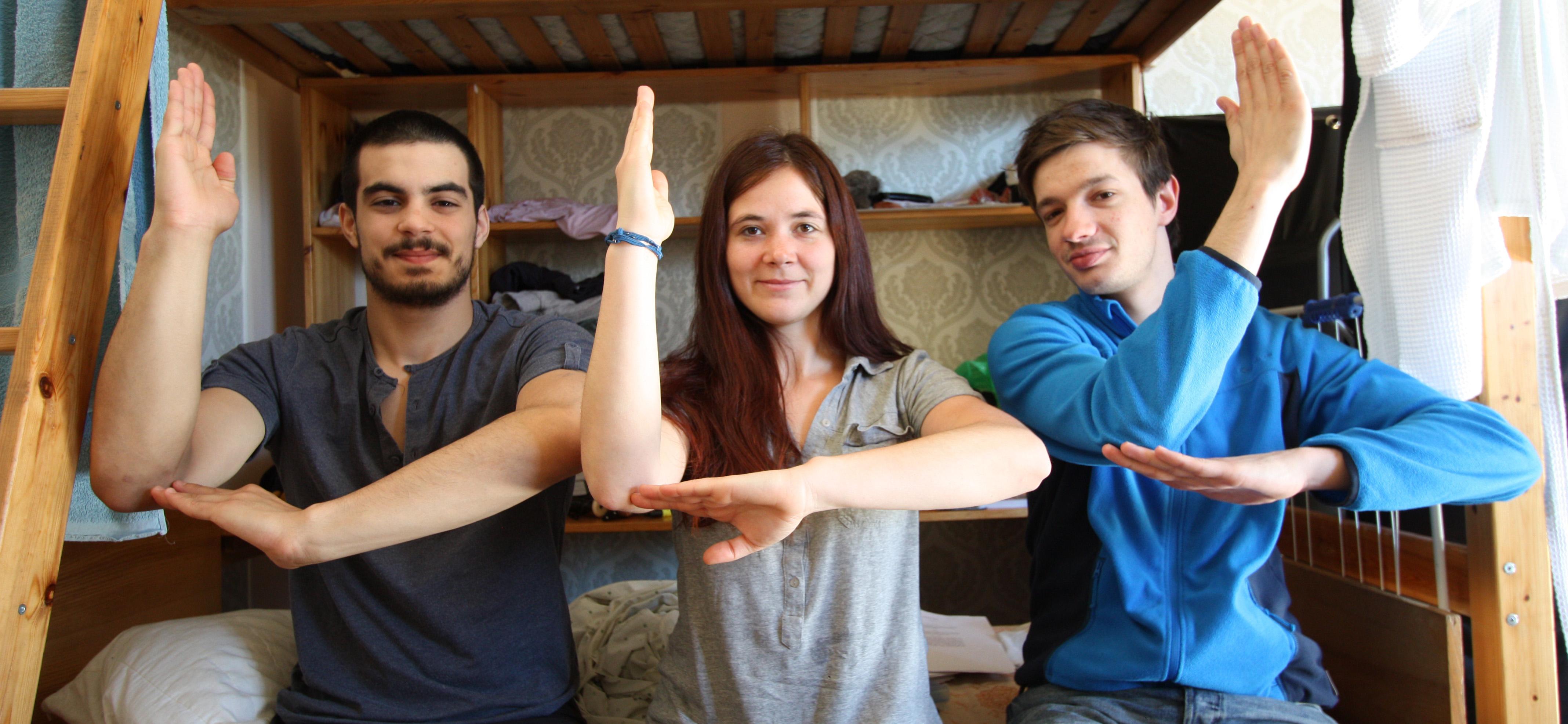 La Biélorussie, son dictateur moustachu et... son école pour petits Français