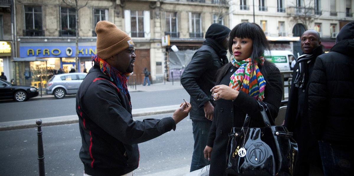 La vraie vie des rabatteurs pour coiffeurs afros