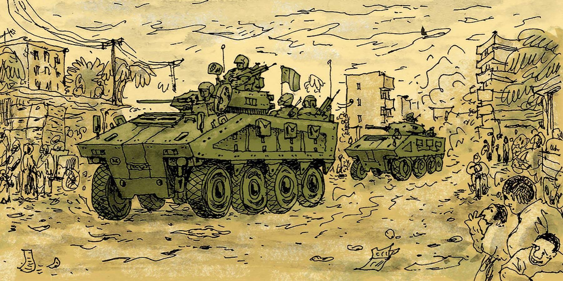 Tirs accidentels, beuveries, harcèlement: Bienvenue au tribunal de l'armée