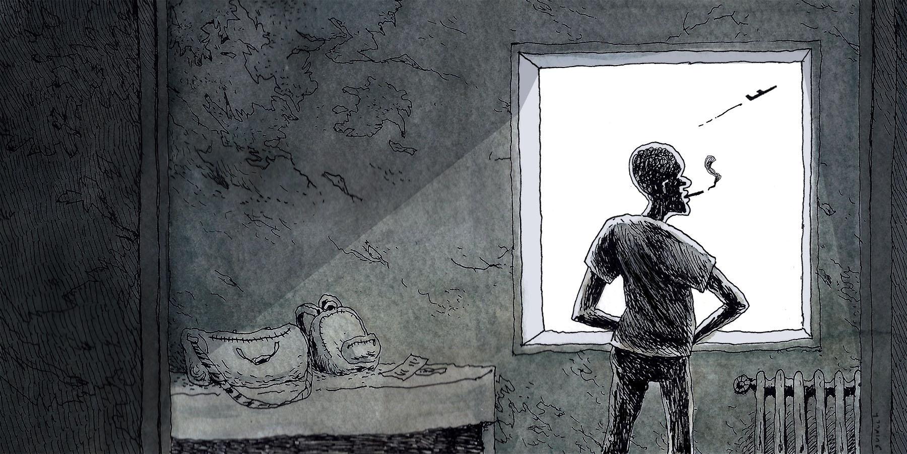 Le boom des assignations à résidence de sans-papiers