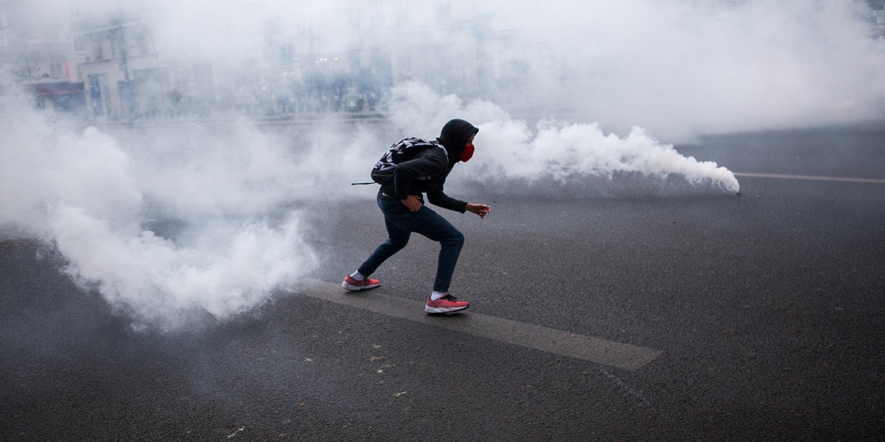 L'ombre du Comité invisible plane sur la jeunesse radicale