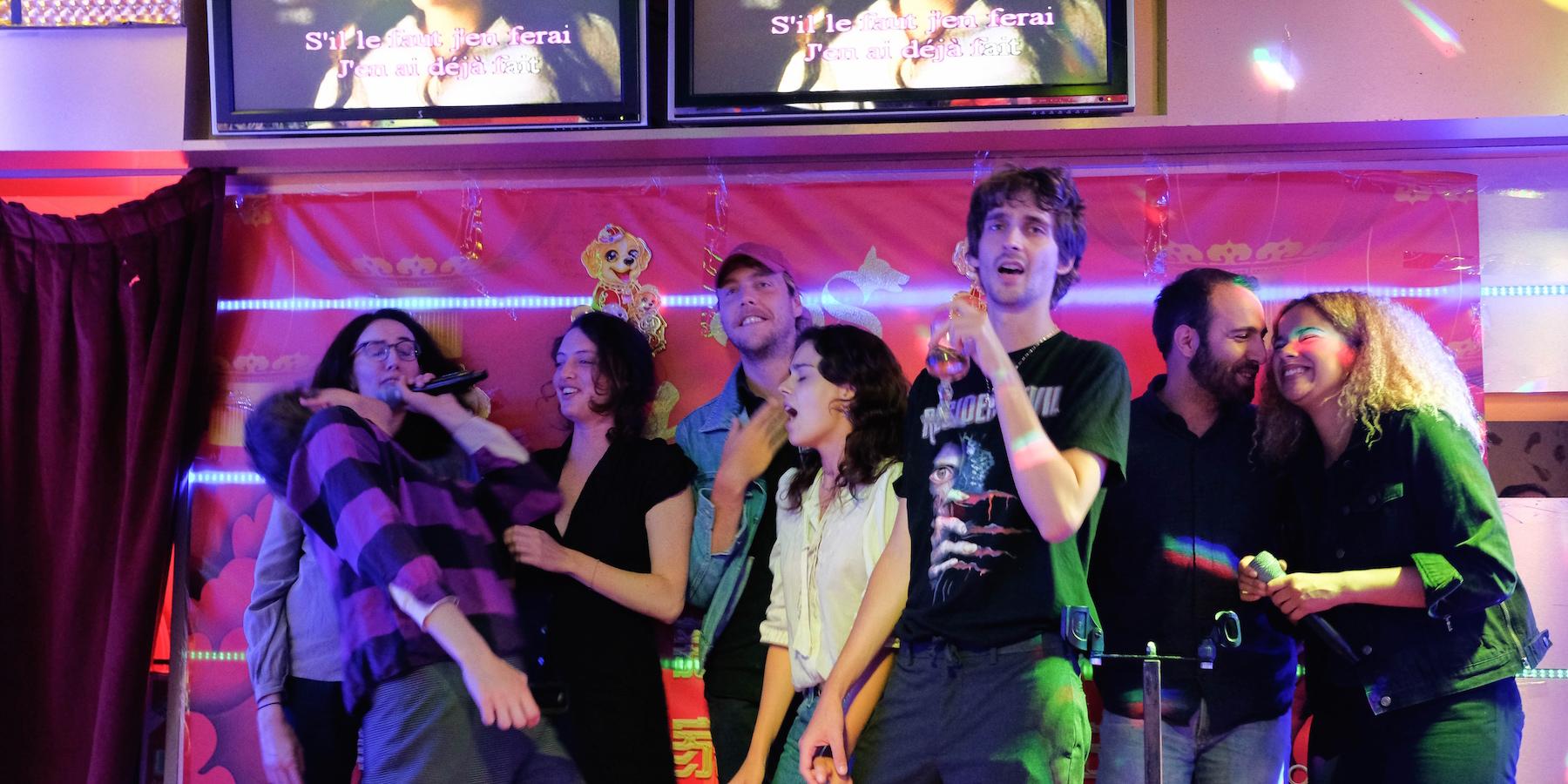 Au Chinatown, le plus grand karaoké de Paris