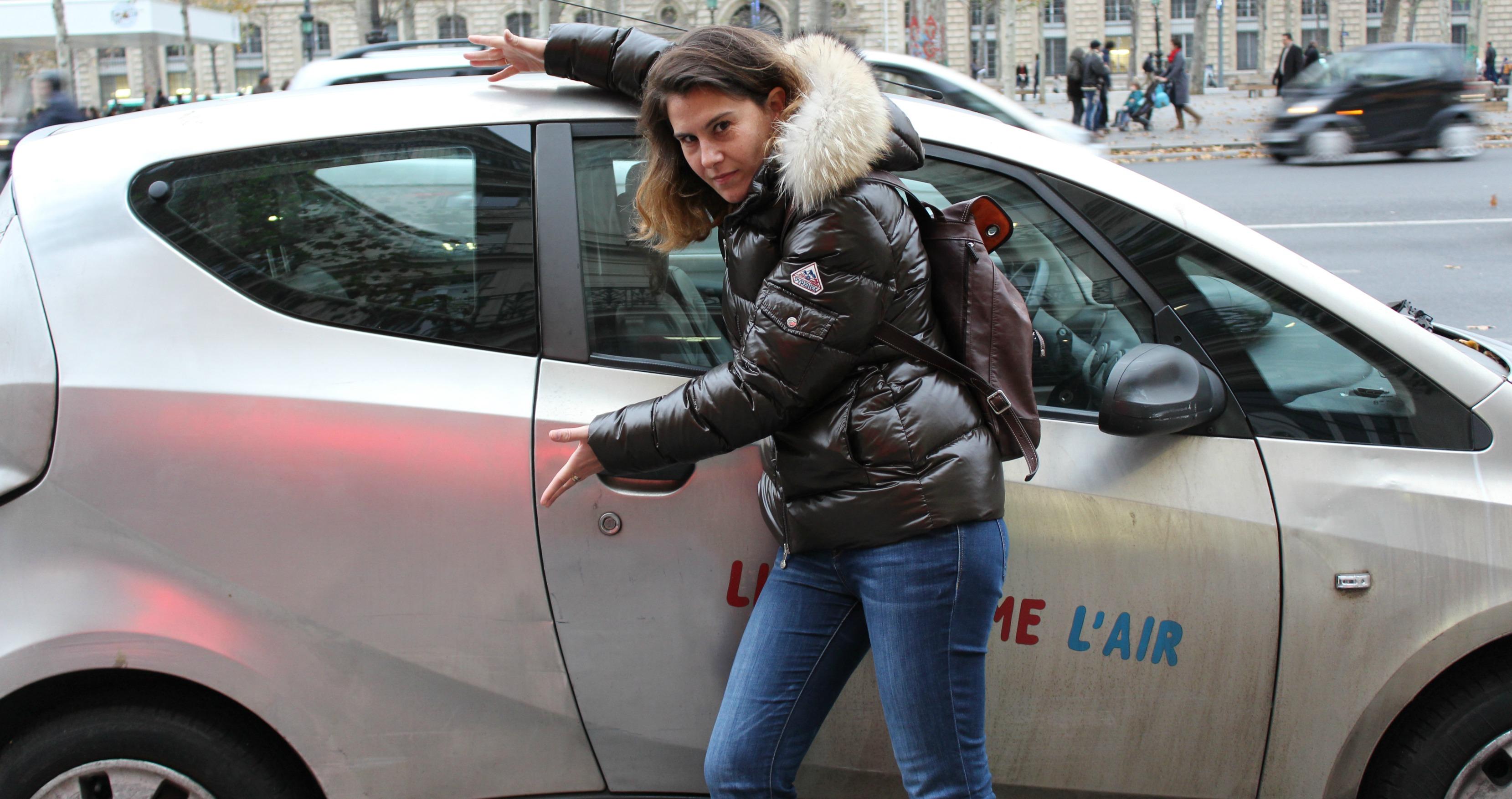 Elsa Barrere Raconte Paris Sans Concessions Streetpress