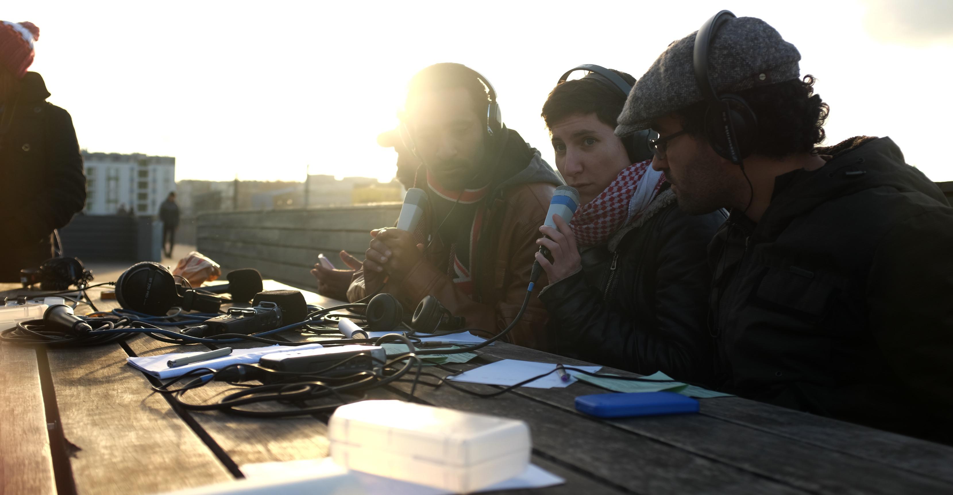 Stalingrad Connection, la radio pirate des migrants