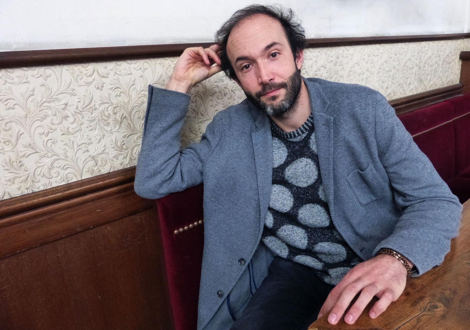 Etienne Ambroselli avocat et zadiste de Bure
