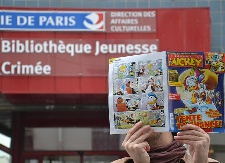Enquête : toutes les données des bibliothèques parisiennes dévoilées