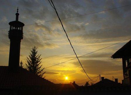 A Sarajevo, les minarets et le «décolleté musulman»
