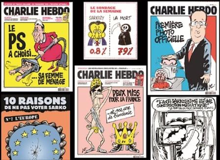 Luz : « quand j'avais pas d'idée, je dessinais Sarkozy »