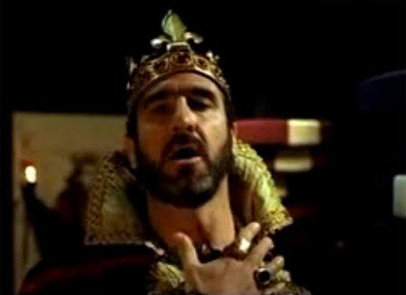 TOP 5 : Les meilleures pubs avec Éric Cantona