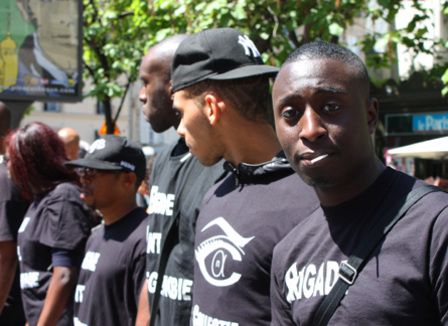 De La Brigade Était Un Anti Rassemblement NégrophobieStreetpress À On eWrdCoxB