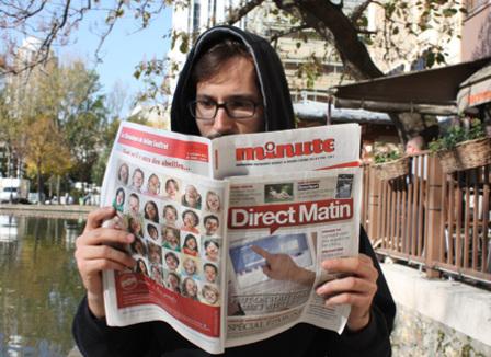 Le worst-of mensuel de la presse d'extrême droite