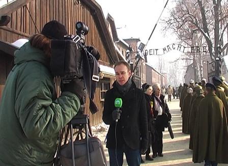Un après-midi à Birkenau