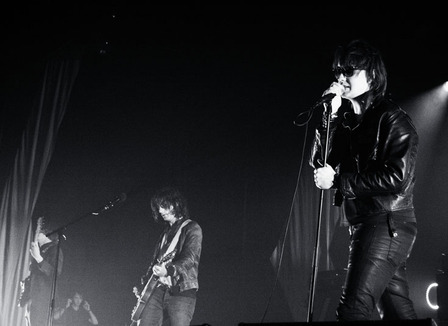 Photos: The Strokes le 20 juillet à Paris