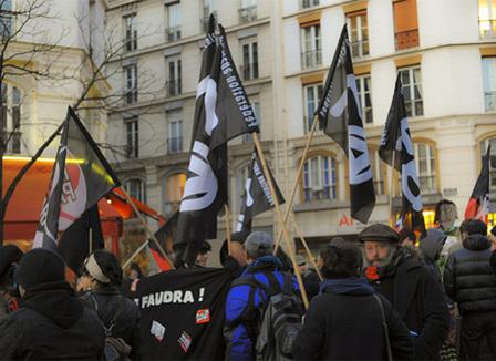 Libération de Paris: les anarchistes se font recaler d'une commémoration en l'honneur... de soldats anarchistes