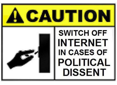 Quand l'Iran débranchera ses habitants de l'Internet