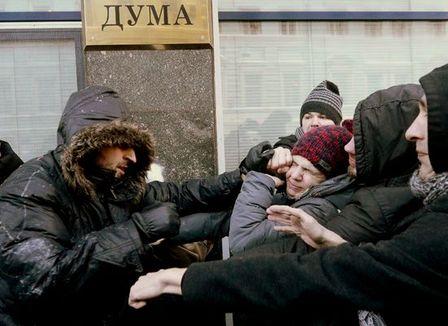 L'enfer des homos russes