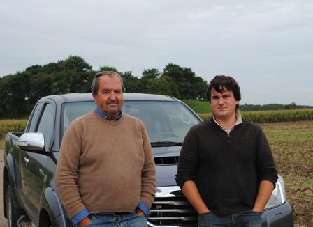 Les agriculteurs du Val-d'Oise en ont marre de se faire exproprier