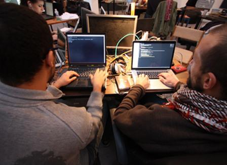 A Montreuil, 28 recrues apprennent le code dans un «camp d'entraînement»
