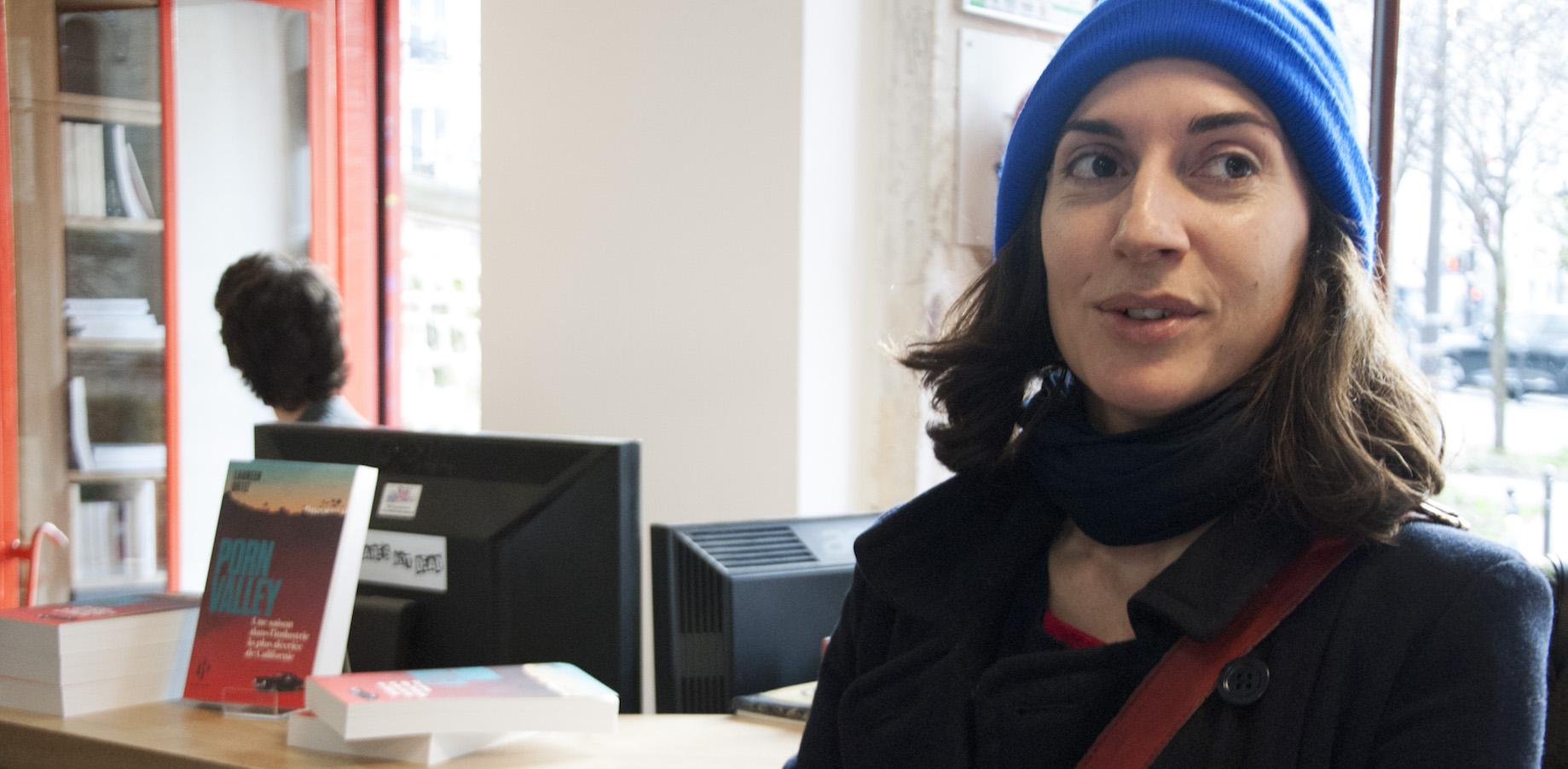 Laureen Ortiz, de Libé au porno