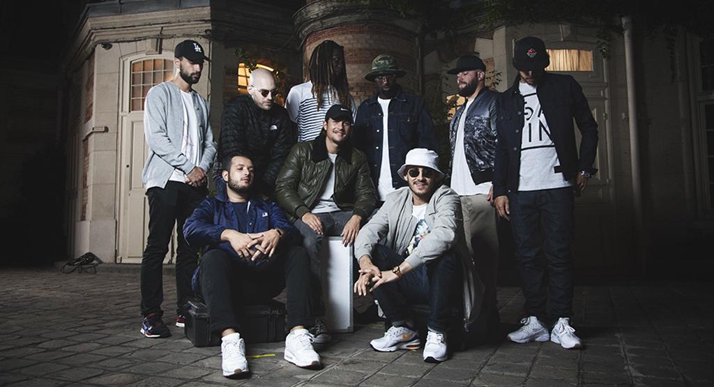 Une expo photo rassemble le gratin du rap français