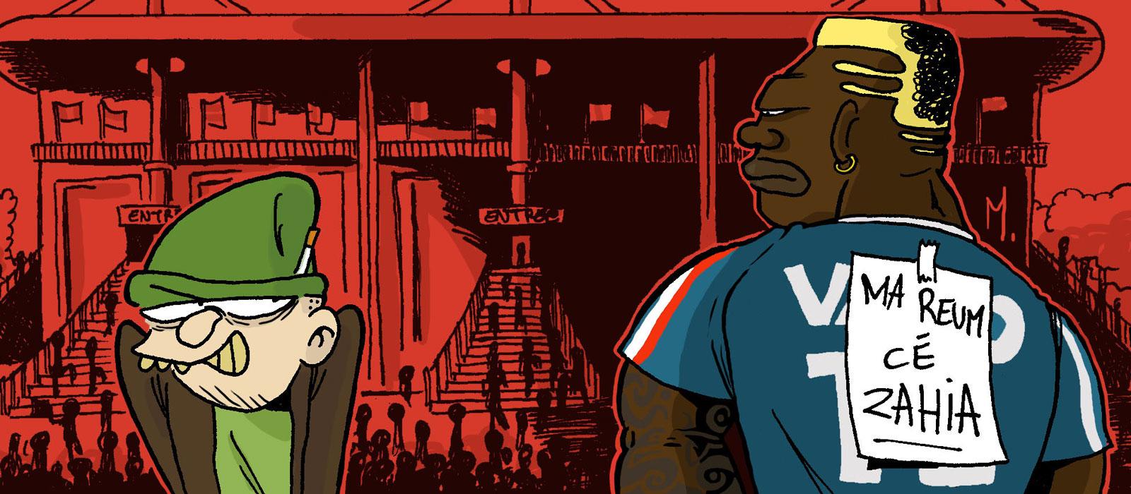 Pourquoi je crache sur l'Euro 2016