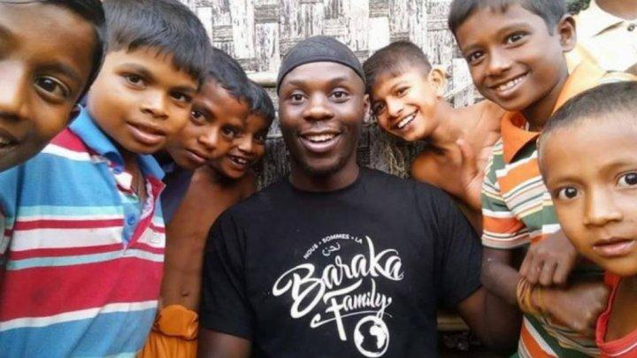 Moussa, humanitaire français libéré au Bangladesh