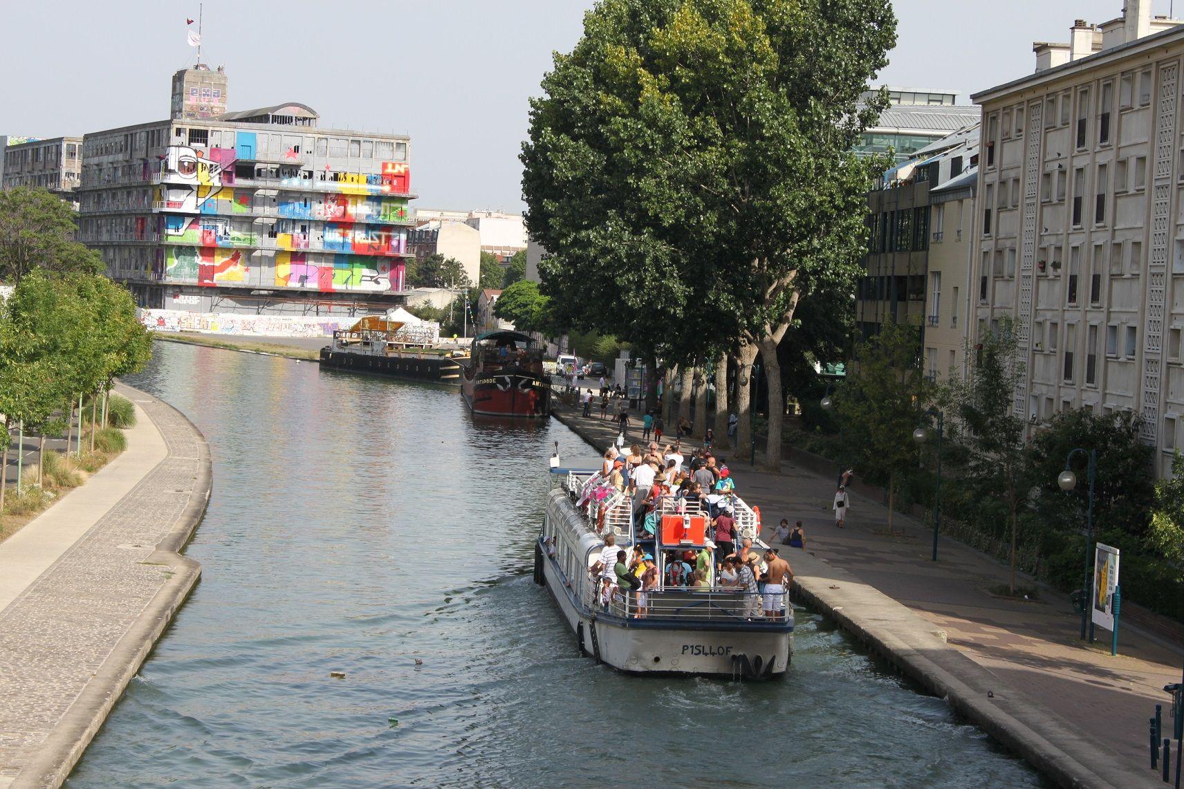 brunch canal de l'ourcq