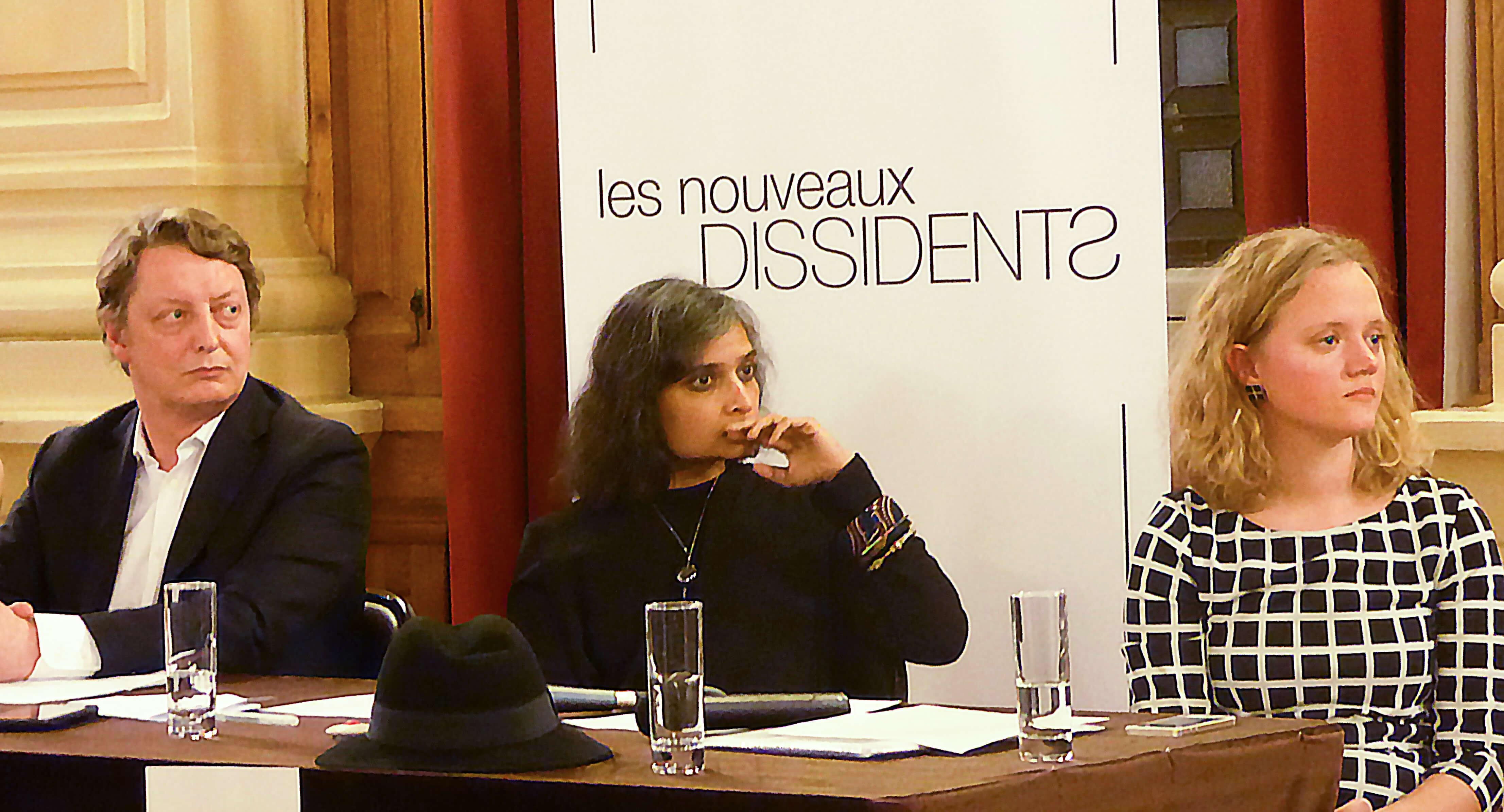 Les Nouveaux Dissidents, l'asso' qui veut venir en aide aux militants menacés dans leurs pays